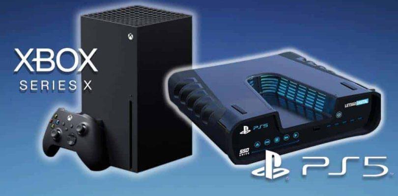 Un aperçu des graphismes de la future Xbox et de la PS5 !!