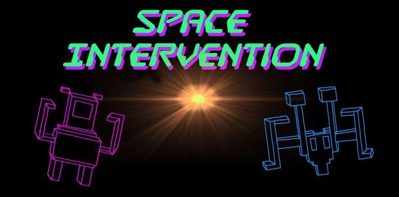 Space Intervention débarque sur Wii U