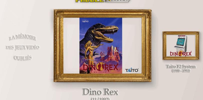 Paddle Academy : Dino Rex (Arcade)