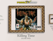 Paddle Academy : Killing Time (3DO) – épisode spécial 2020