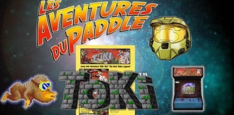 Les Aventures du Paddle : Toki (Arcade)