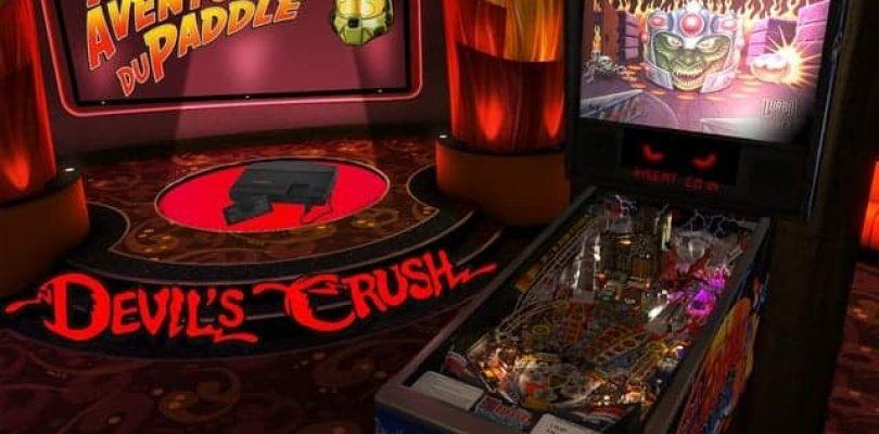 Les Aventures du Paddle : Devil's Crush (PC Engine)