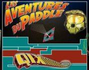 Les Aventures du Paddle : Qix (Arcade)