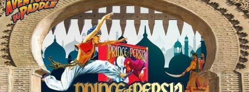 Les Aventures du Paddle : Prince of Persia (Atari ST)