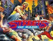 Les Aventures du Paddle : Streets of Rage (Megadrive)