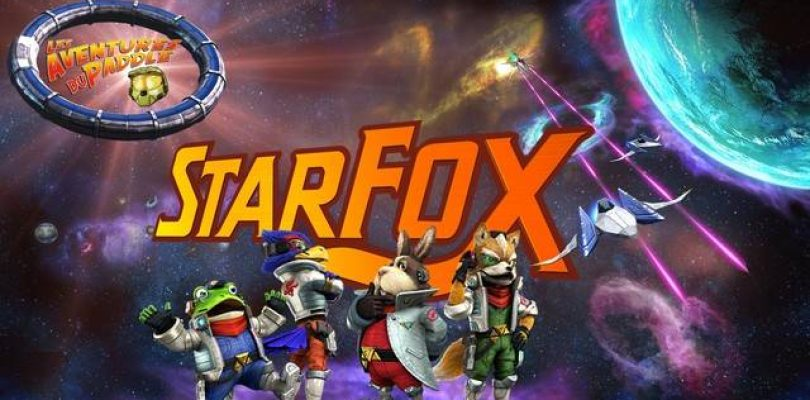 Les Aventures du Paddle : Star Fox (SNES)