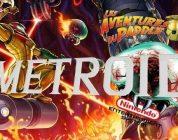 Les Aventures du Paddle : Metroid (NES)