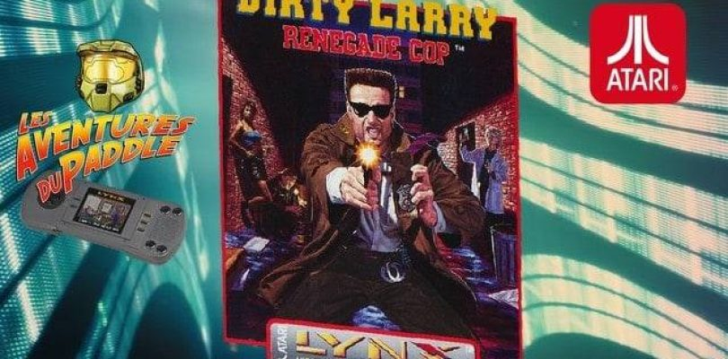 Les Aventures du Paddle : Dirty Larry (Atari Lynx)