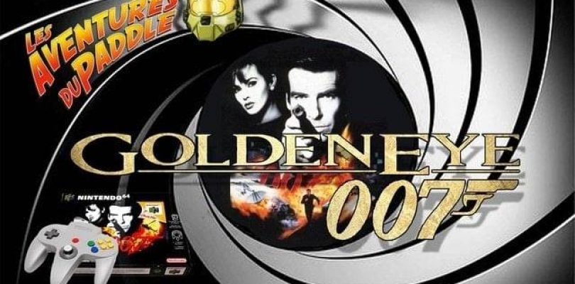 Les Aventures du Paddle : Goldeneye 007 (Nintendo 64)