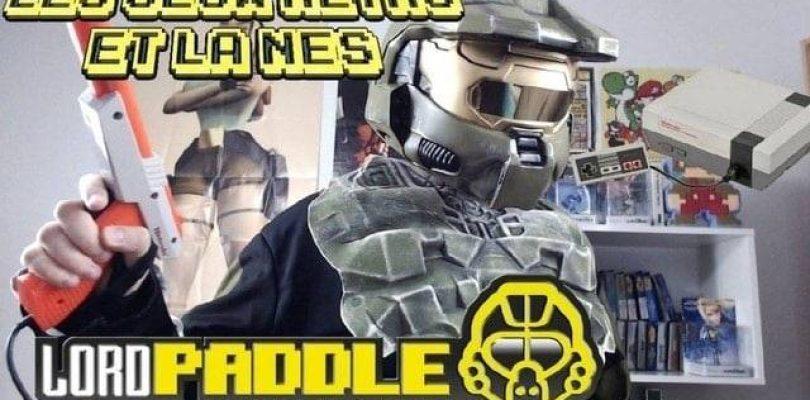 Lord Paddle : Les jeux rétro et la NES