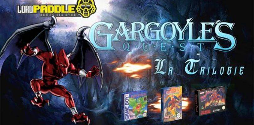 Lord Paddle : Gargoyle's Quest la Trilogie