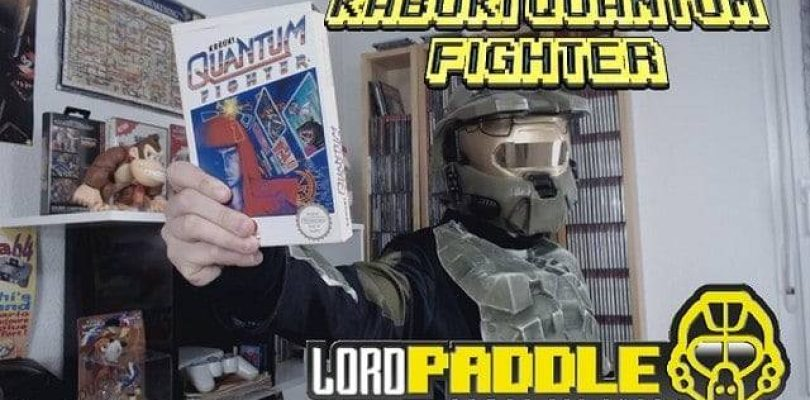 Kabuki Quantum Fighter by Lord Paddle