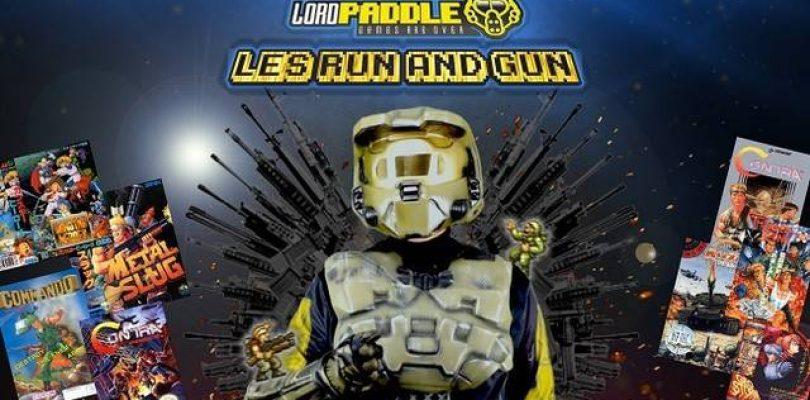 Lord Paddle : Les Run and Gun