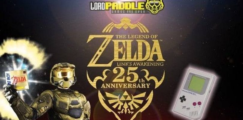 Lord Paddle : Zelda Link's Awakening : les 25 ans