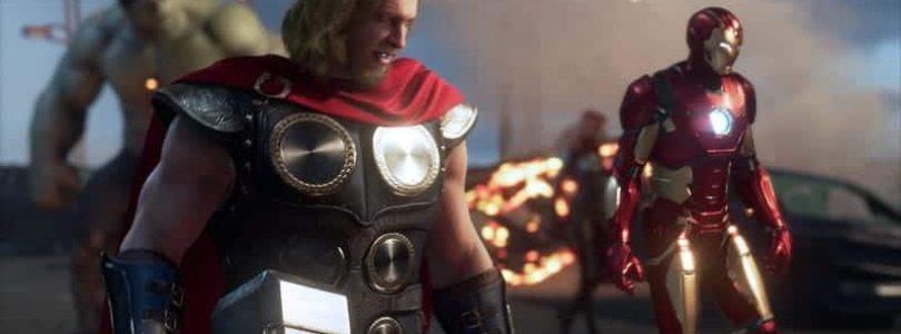 Marvel's Avengers reste premier sur les charts français