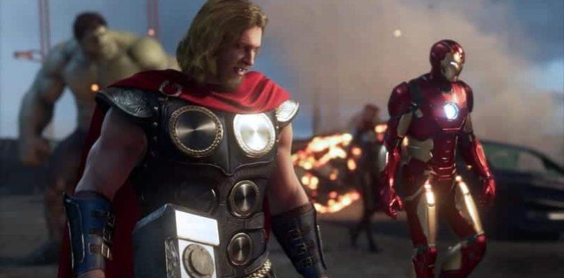 Marvel's Avengers : 18 minutes de gameplay !!!!