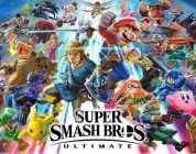 DLC de Super Smash Bros. Ultimate Arms annoncé