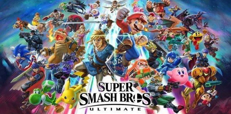 DLC de Super Smash Bros. Ultimate Arms annoncé