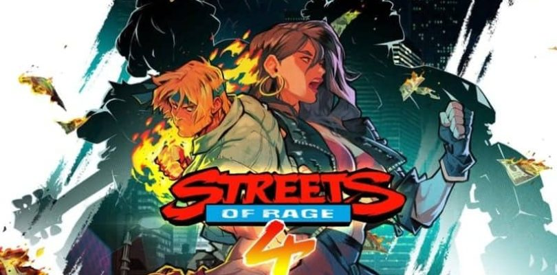 Streets of Rage 4 atteint 1,5 million de téléchargements