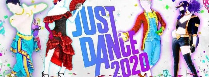 Just Dance 2020 arrive en piste le 5 Novembre 2019