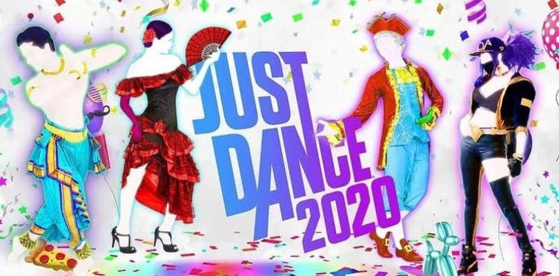 VIDEO : Just Dance 2020, la playlist complète en vidéo