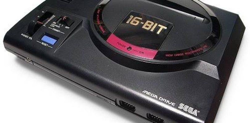 Mega Drive Mini sort en septembre avec 40 jeux