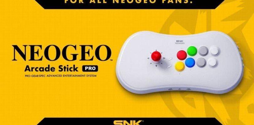 SNK Annonce une nouvelle manette !!