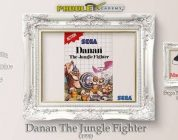Paddle Academy : Danan the Jungle Fighter (Master System)