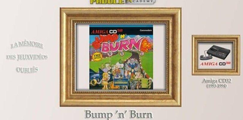 Paddle Academy : Bump 'N' Burn (Amiga)
