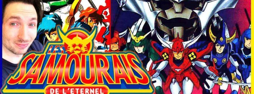 Les Samouraïs de l'Eternel – Manga/Anime culte