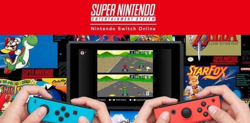 20 jeux classiques de Super Nintendo disponibles sur Switch