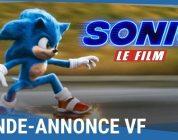 BANDE ANNONCE : Nouvelle bande annonce du film Sonic