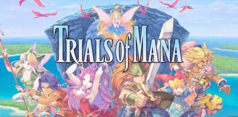 Une date de sortie pour Trials Of Mana