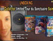 Les Chevaliers du Zodiaque : édition Collector Tour du Sanctuaire #UNBOXING