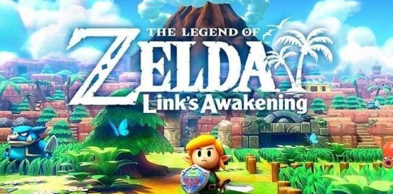 Zelda Link's Awakening, meilleur démarrage en Europe 2019