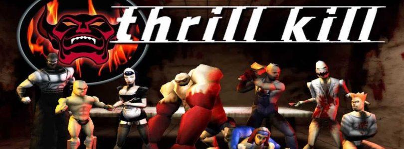 L'Enfer de Thrill Kill ?
