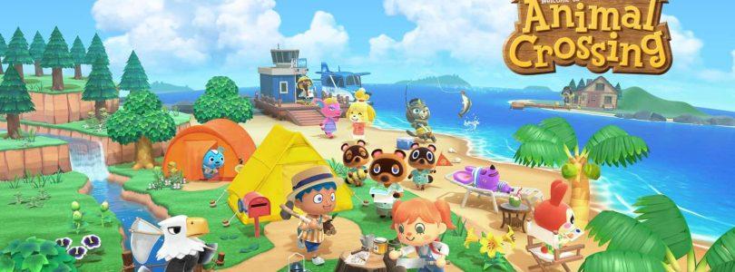 Animal Crossing: New Horizons reste en tête des charts français