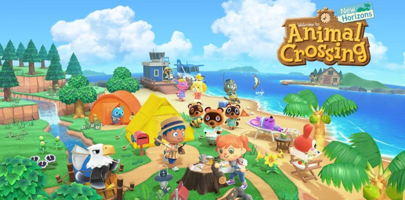 Animal Crossing: New Horizons reste en tête des charts français