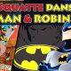Vianney en bon retrogamer squatte dans Batman et Robin