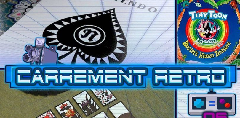 Le carrement retro #6 est disponible sur Youtube !!!
