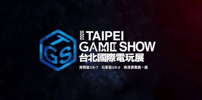 Taipei Game Show 2020 annulé en raison de l'épidémie de coronavirus