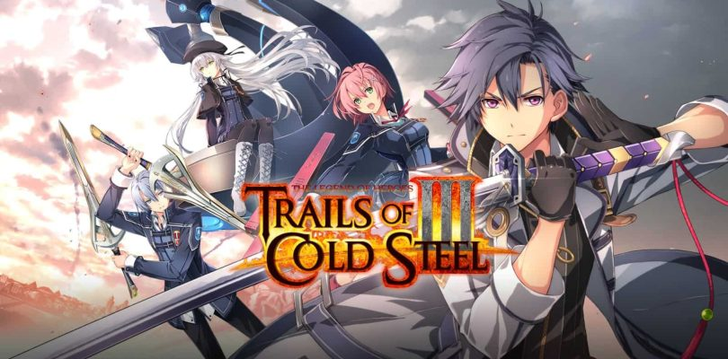 The Legend of Heroes: Trails of Cold Steel III sera lancé en occident pour Switch le 30 juin