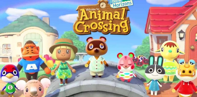 Charts : Animal Crossing: New Horizons redomine le Japon tout comme la Switch