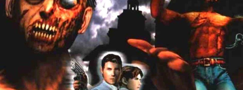 Un reveur à Paris : House Of The Dead 2 Dreamcast