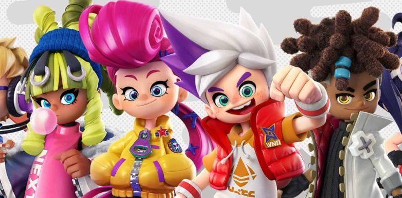 Ninjala arrive en free-to-play le 27 mai pour Switch