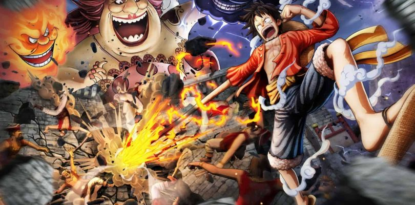 BANDE ANNONCE : One Piece: Pirate Warriors 4 obtient une bande-annonce de lancement avant sa sortie