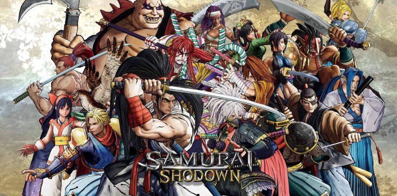 Samurai Shodown arrive cet hiver sur Xbox Series X et S