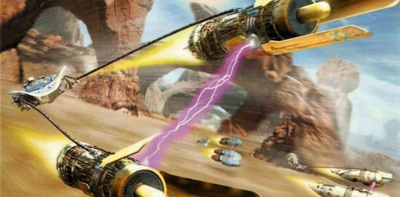 Star Wars Episode I: Racer est maintenant disponible pour Xbox One