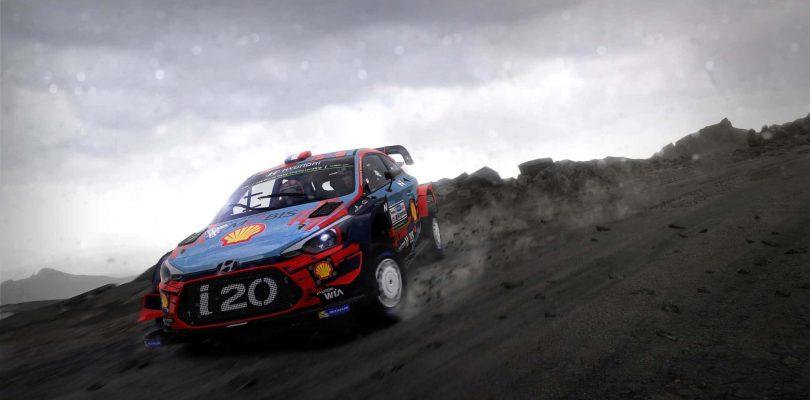 WRC 9 annoncé sur Xbox Series X, PS5, Switch, PS4, Xbox One et PC