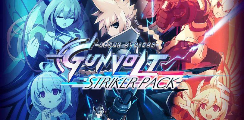 NEWS : Azure Striker Gunvolt: Striker Pack Physical Edition retardé en raison de COVID-19